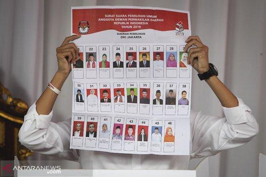 TPS Mukomuko kekurangan ratusan surat suara DPD