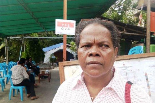Logistik di sejumlah tempat di Kota Jayapura belum tersalurkan
