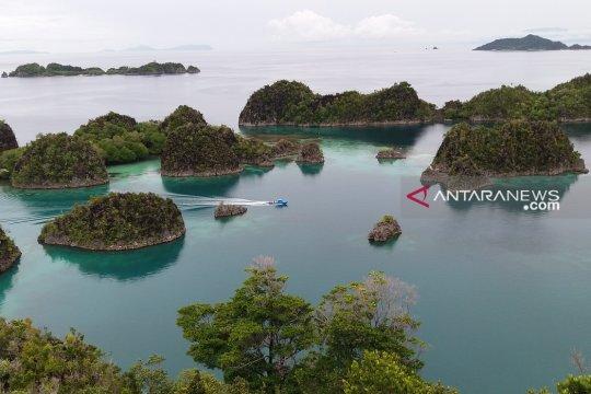 Destinasi Piaynemo Raja Ampat telah dibuka lagi