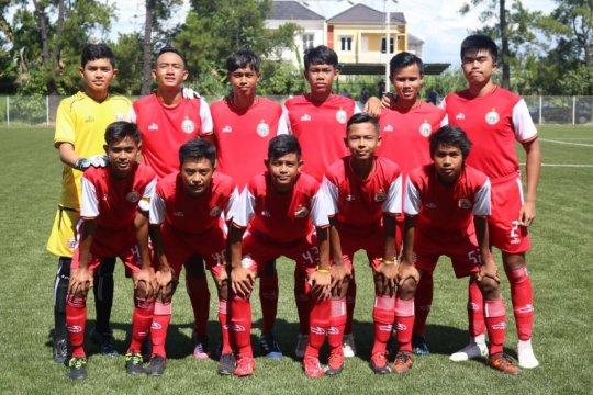 Persija targetkan kemenangan di laga perdana Liga 1 U-16 2019