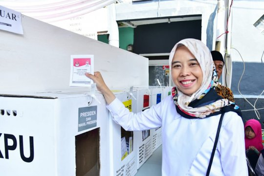 Jabar optimistis partisipasi Pemilu 2019 meningkat