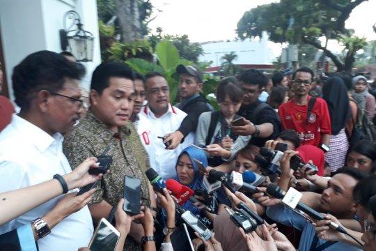 Negara sahabat ucapkan selamat, Erick: Dunia akui pemilu di Indonesia
