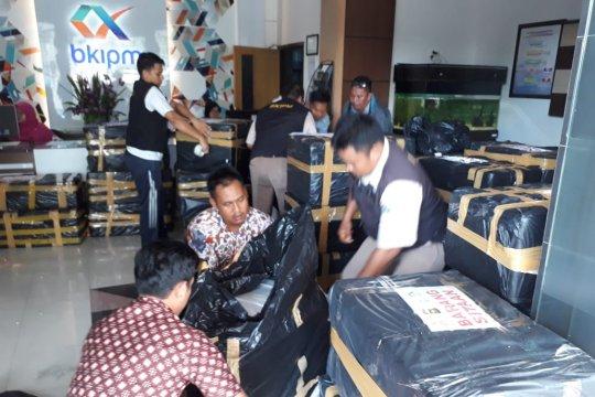 Polisi Jambi gagalkan penyelundupan benih lobster Rp37,5 miliar