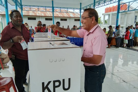Bawaslu Jayapura temukan sejumlah pelanggaran pemilu