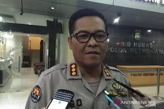 Polisi tetapkan 257 tersangka kericuhan aksi di Ibu Kota