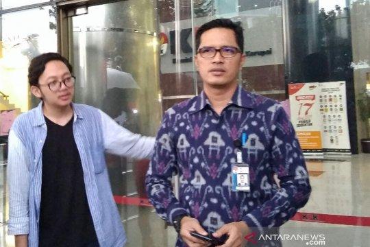 KPK: tahanan sempat minta tidak diborgol menuju TPS