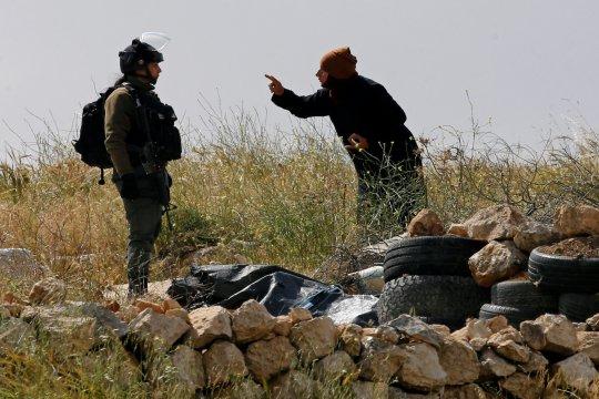 Polisi rahasia Israel culik orang Palestina dari Tulkarem