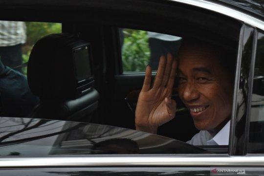 Alvara Research Centre sebut  tiga faktor kunci keunggulan Jokowi