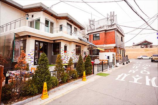 Lima jalanan yang sedang trendi di Korea Selatan
