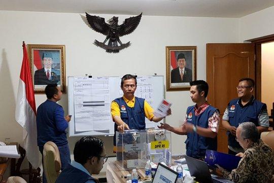 Perolehan suara Jokowi-Ma'ruf unggul di Irak