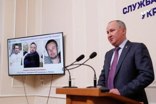 Ukraina nyatakan tangkap regu serang intelijen militer Rusia