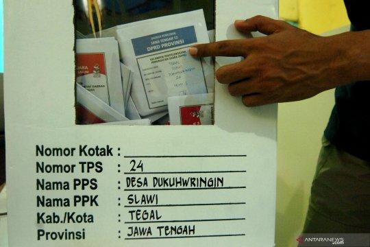 KPU amankan logistik pemilu bermasalah