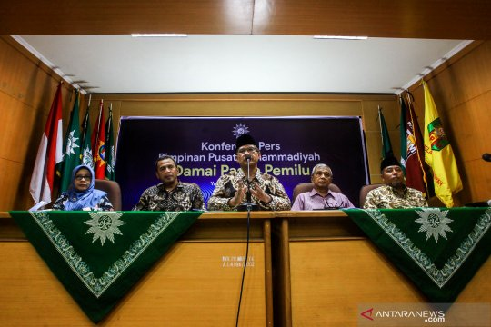 Muhammadiyah sikapi pemilu 2019