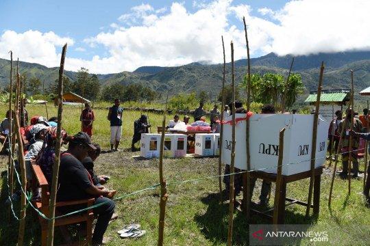 Kapolda: pelaksanaan pemungutan suara di Papua aman