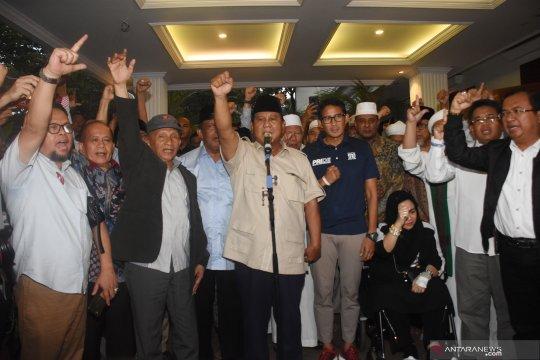 BPN Prabowo-Sandi imbau pendukungnya tetap tenang