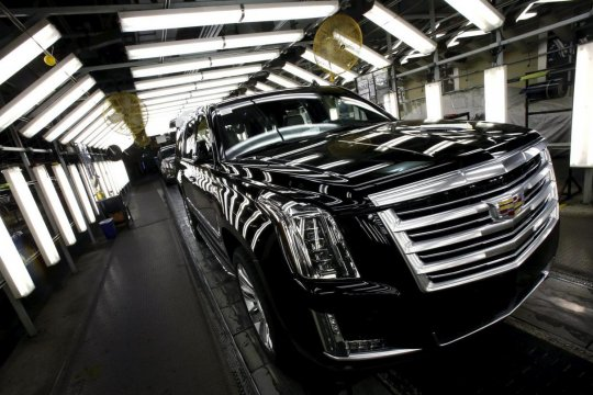 Cadillac tumbuh kian menguat di China