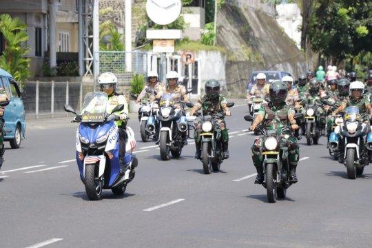 Polda Sulut apresiasi masyarakat dengan pemilu berlangsung aman