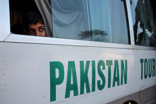 Kelompok bersenjata bunuh 14 penumpang bus bajakan di Pakistan