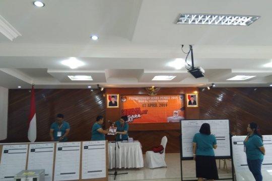 Perolehan suara Jokowi-Ma'ruf unggul di Myanmar