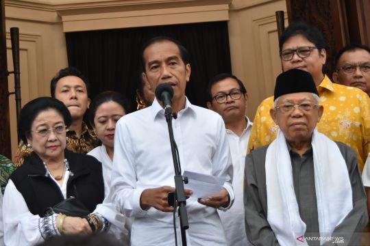Konsolidasi koalisi Indonesia Kerja