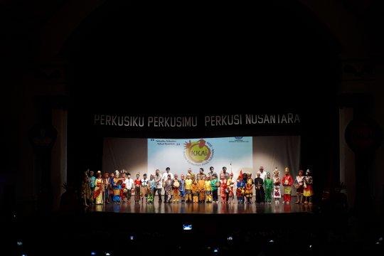 28 provinsi ikuti Konser Karawitan Anak Indonesia