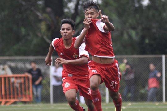 Pelatih tim U-16 Persija evaluasi tim setelah taklukkan Semen Padang