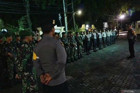 Polres Mataram kerahkan pasukan gabungan amankan rekapitulasi suara