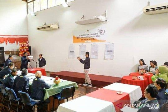 Pasangan Jokowi-Ma'ruf menang di Venezuela