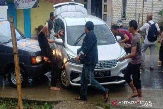 Polres limpahkan kasus penembakan saat pemilu di Sampang ke Polda