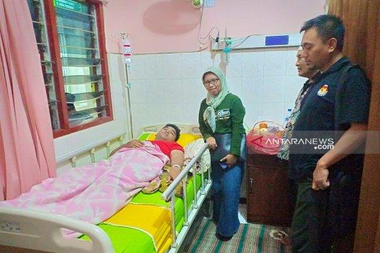 Anggota Linmas Lumajang meninggal setelah jaga TPS