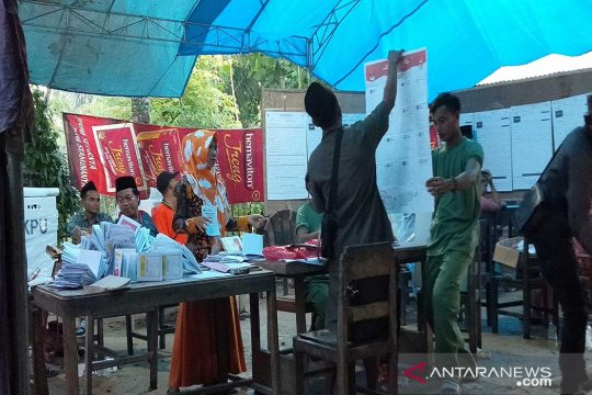 Bawaslu Sampang temukan 54 TPS tanpa penghitungan suara