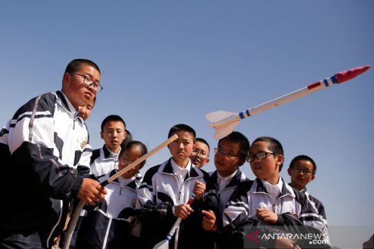 Pemerintah China perkenalkan C-Space Project Mars kepada pelajar