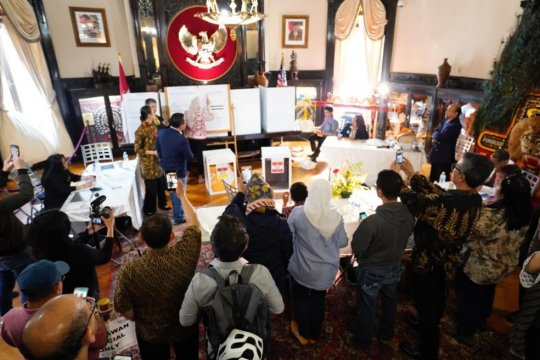 Jokowi-Ma'ruf unggul di Washington DC