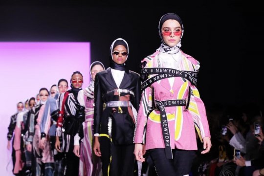 """Modest fashion"" dan popularitasnya yang mendunia"