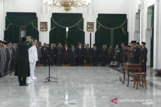 Ridwan Kamil minta bupati/wali kota jaga kondusifitas pascapemilu