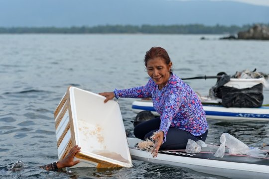 Pemerintah gagalkan penyelundupan benih lobster senilai Rp37 miliar