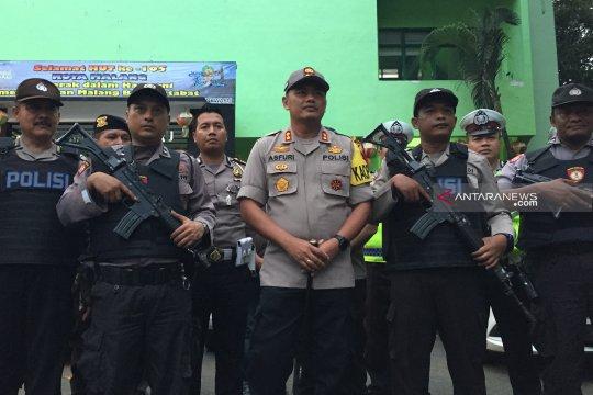Polres Malang Kota perketat pengamanan proses rekapitulasi PPK