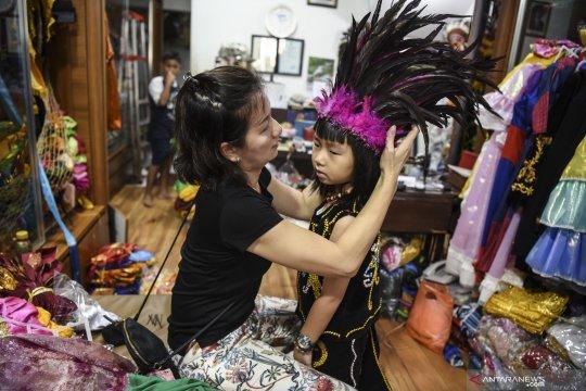 Penyewaan baju adat meningkat jelang Hari Kartini
