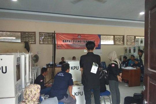 KPU Lebak : Sebagian besar PPK gelar rekapitulasi suara