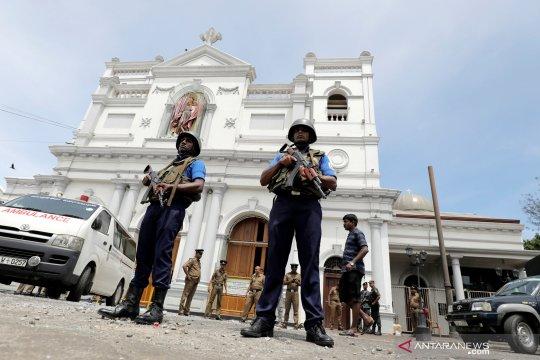 Lebih 20 orang tewas dalam ledakan bom Hari Paskah di Sri Lanka