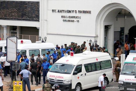 Satu WNI di Shangri La selamat saat terjadi ledakan di Sri Lanka