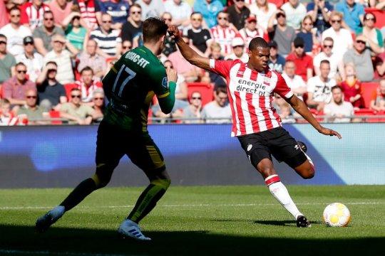 PSV tundukkan ADO 3-1 demi tempel ketat Ajax