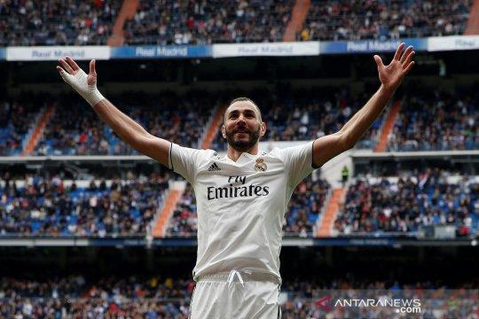Benzema trigol, Madrid bekap Bilbao 3-0