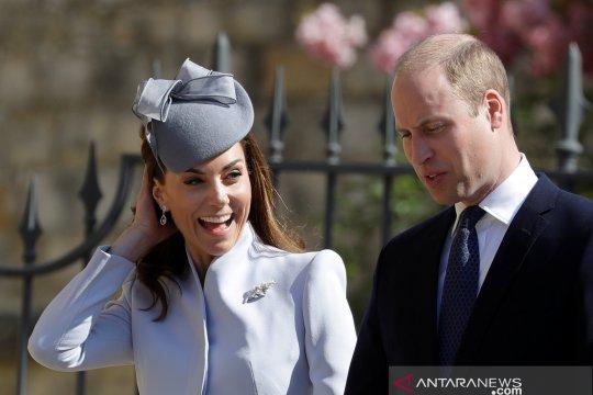 Pangeran William dan Kate Middleton tuntut majalah Tatler Inggris