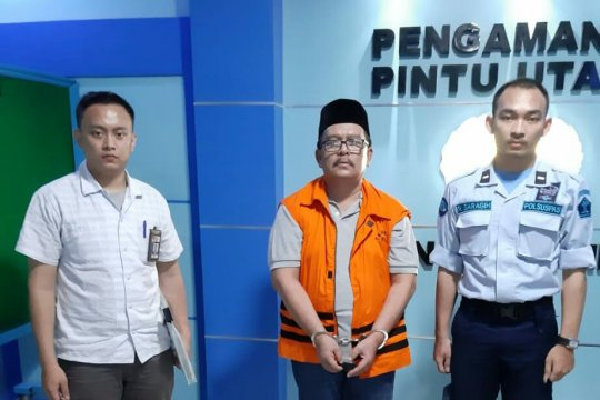 Mantan Bupati Labuhanbatu dieksekusi ke Lapas Tanjung Gusta