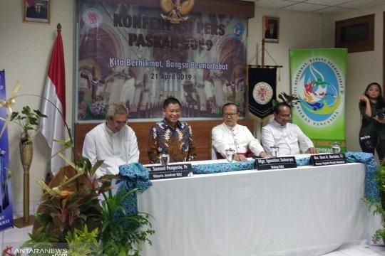 Uskup Agung Jakarta minta masyarakat tidak termakan hoaks