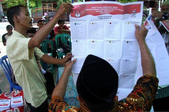 Pemungutan suara susulan Pemilu serentak 2019 di Bekasi