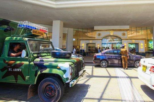 PM Pakistan kutuk serangan di Sri Lanka
