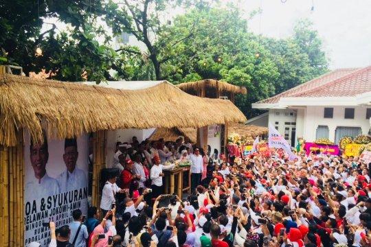 TKN Jokowi-Ma'ruf: tidak ada yang mengatakan perjuangan telah selesai
