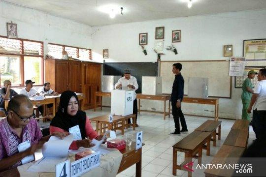 Pemungutan suara ulang di Jembrana-Bali berjalan lancar